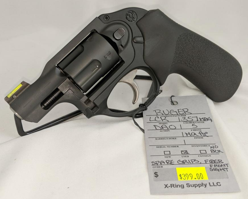 Ruger LCR (a-2981)