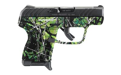 """Ruger Lcp Ii 380acp 2.75"""" Toxic"""