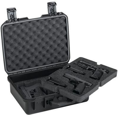 "Pelican Storm Case 15x10x6"" Padlockable Hasps"