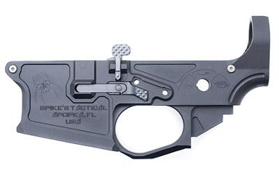 Spikes Billet Lower Gen2 W/parts