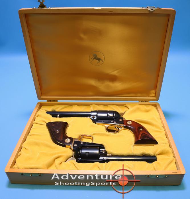 Colt ST. Louis Bicentennial Revolver SET