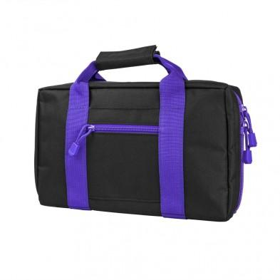 Discreet Pistol Case - Black With