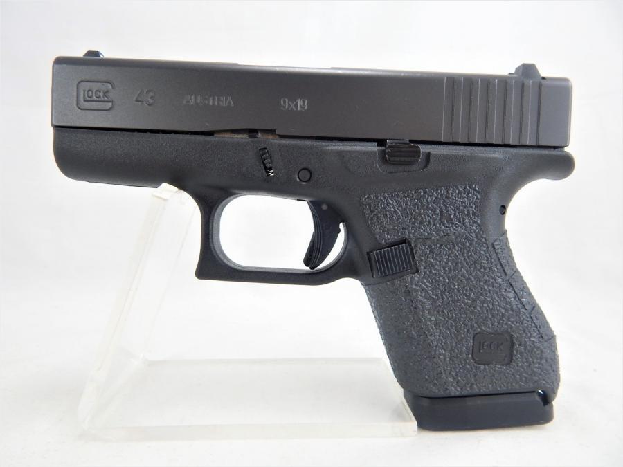 "Glock Inc 43 9mm 3.39"" 6rd"
