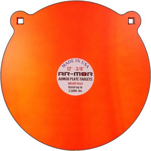 """Ar-mor 12"""" Ar500 Steel Gong"""
