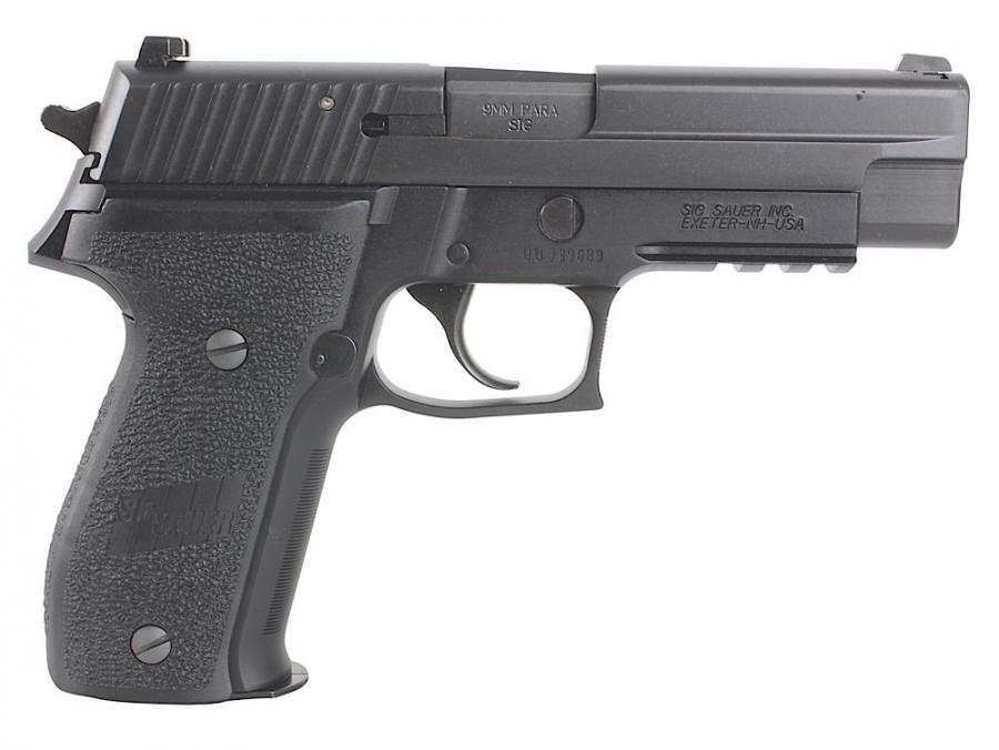 Used Sig P226 .40 SW Night