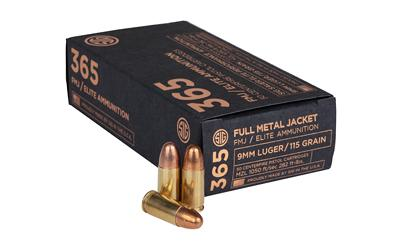 Sig Cart Ball 9mm 115gr