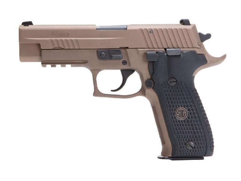 P226 Emp Scorpion 9mm Fde 15+1