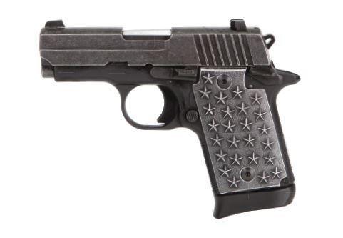 Sig P238 380acp 7rd We The