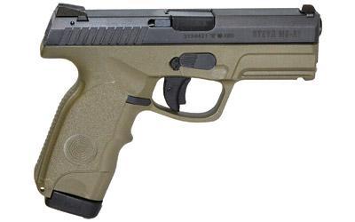 """Steyr M9-a1 9mm 4"""" 17rd Od"""