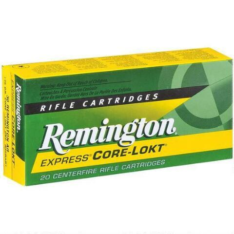 Remington Ammunition R65cr1 Core-lokt 6.5 Creedmoor