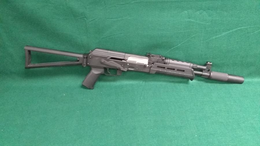 Draco Ak-47 7 62x39 Folding Rifle | White River Firearms