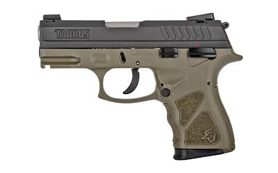 "Taurus TH9 9mm Compact 3.54"" 17rd"