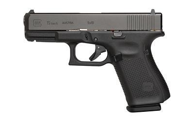 Glock 19 Gen5 9mm 15rd 3