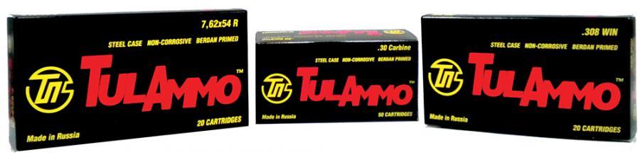 Tula Ul076214 7.62x39 154sp 40/25