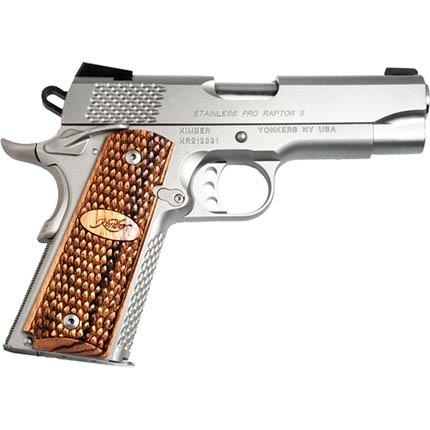 Stainless Pro Raptor II (ns)