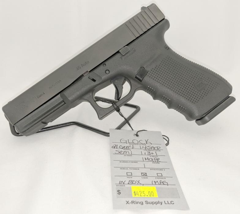 Glock 21 GEN 4 (a-5241)