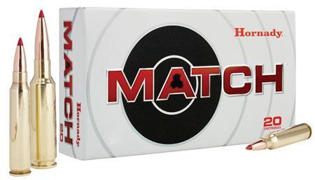 Hornady 6.5creedmoor 140gr Eld Match 20rd