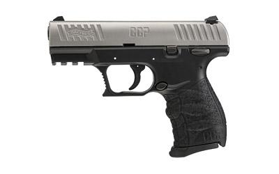 Walther CCP 9mm 8rd Stainless 2-tone