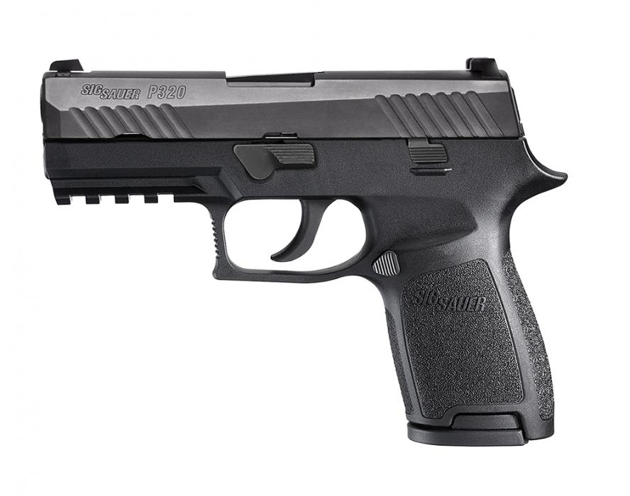 Sig P320 Compact 9mm Nitron 10+1