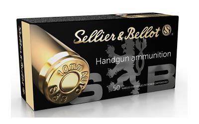 S&b 10mm 180gr Jhp 50/1000