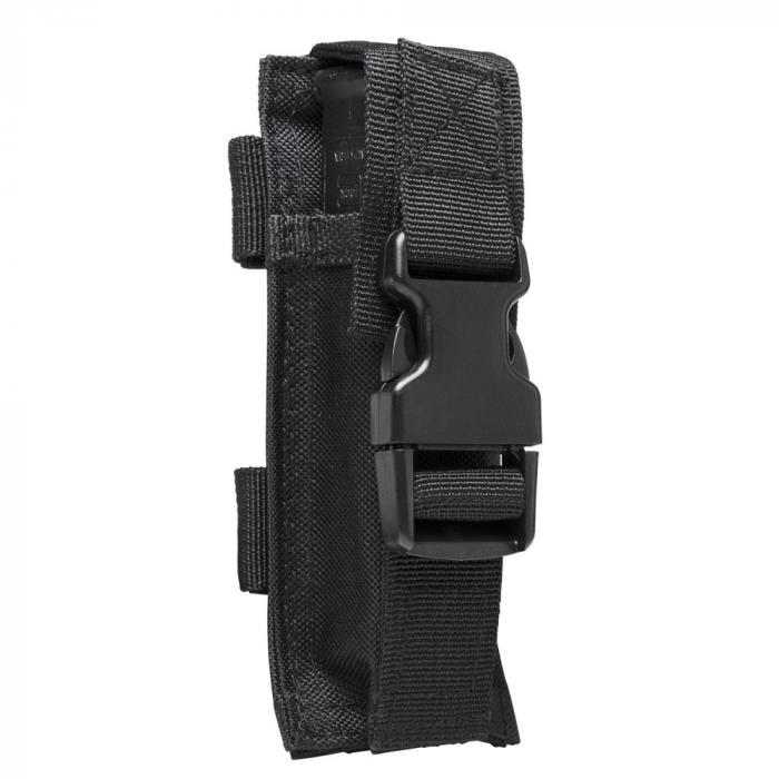 Single Pistol Mag Pouch - Black