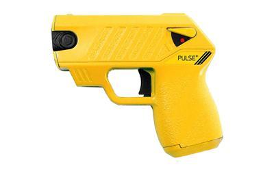 Taser Pulse + W/laser/led/2-ct Ylw