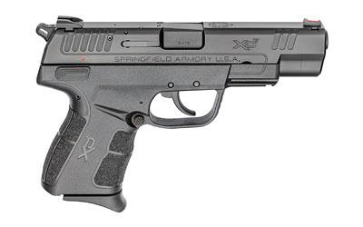 "Sprgfld Xde 9mm 4.5"" Blk 9rd"
