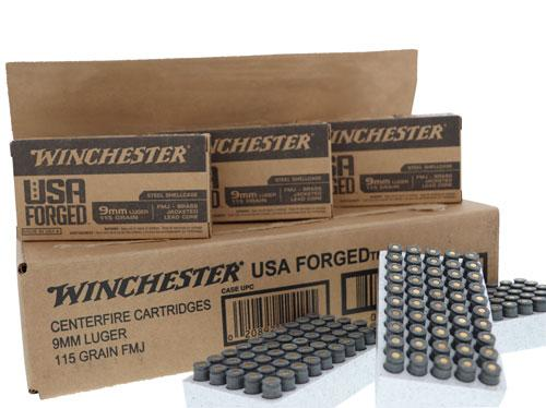 Win Ammo Usa 9mm Cs Lot