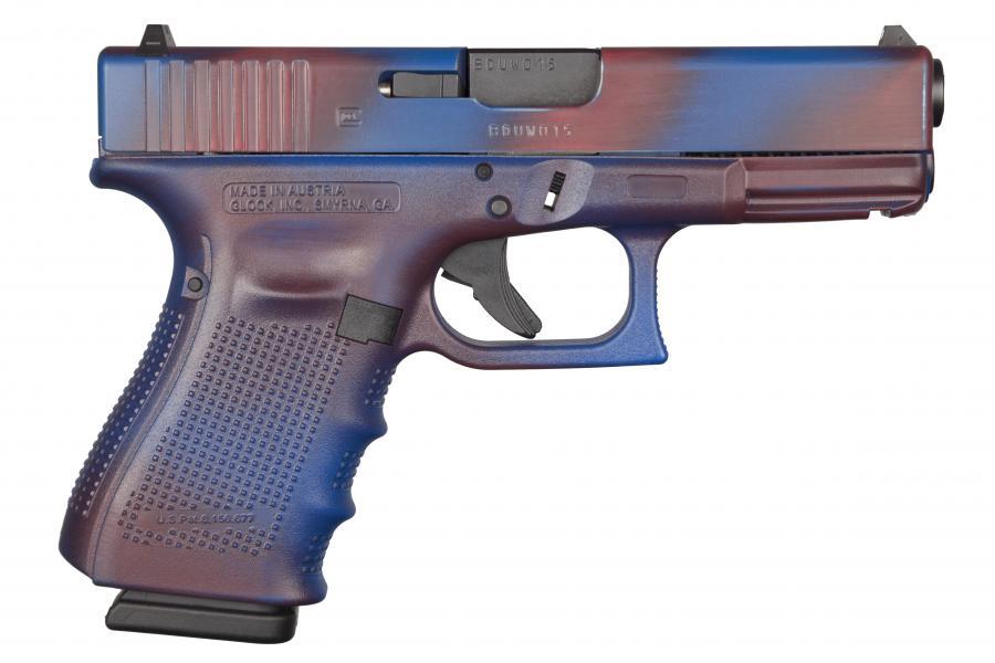Glk 19 Gen4 9mm Pst Ckbwrb