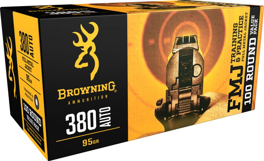 Browning Ammo B191803804 Training & Practice