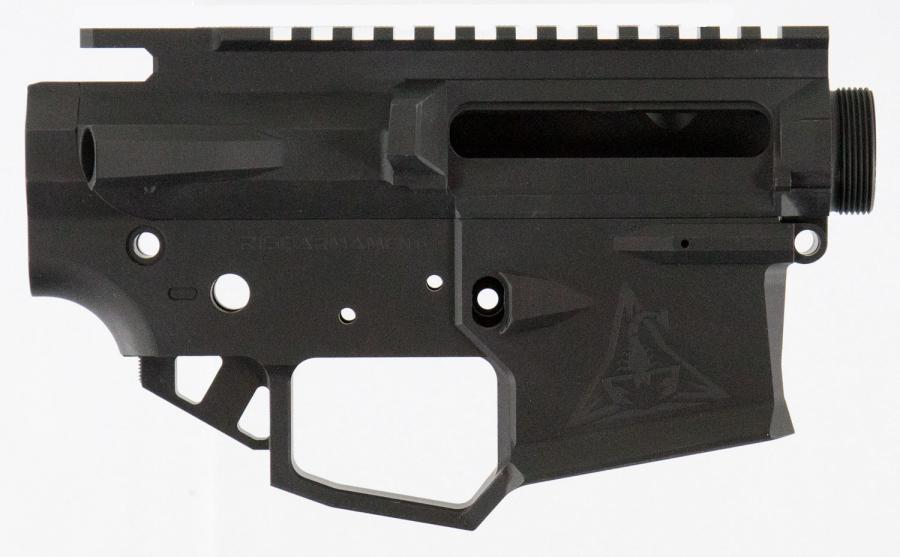 Rise Rpr-1-blk Ripper Ar15 Receiver SET