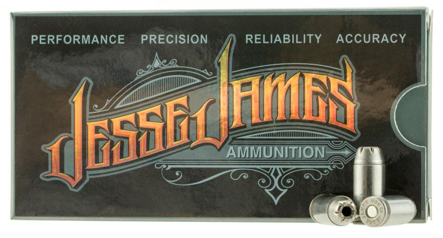 Ammo Inc 40180hpjj20 Jesse James 40