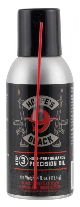 Hoppes Hbl4a Black Aerosol Lube 4