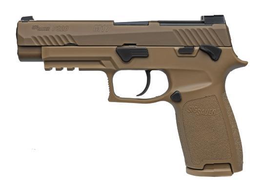 "Sig P320f M17 Ms 4.7"" 17rd"