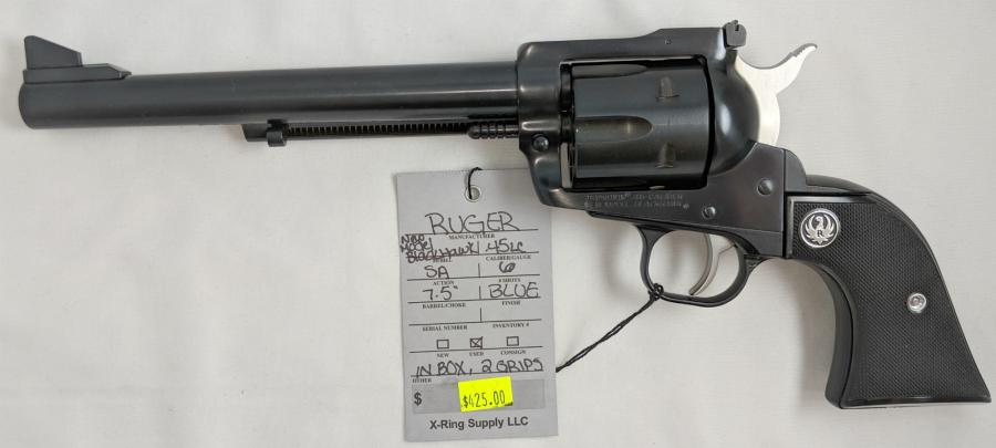 Ruger NEW Model Blackhawk (a-3718)