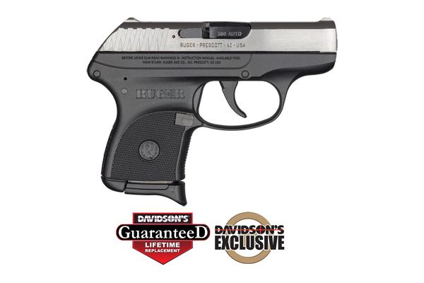 "Ruger LCP 380auto 2.75"" 6rd x1"