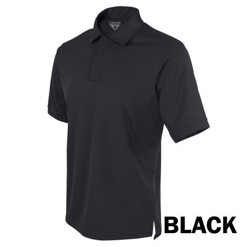 Performance Polo Shirt Black Xxxl