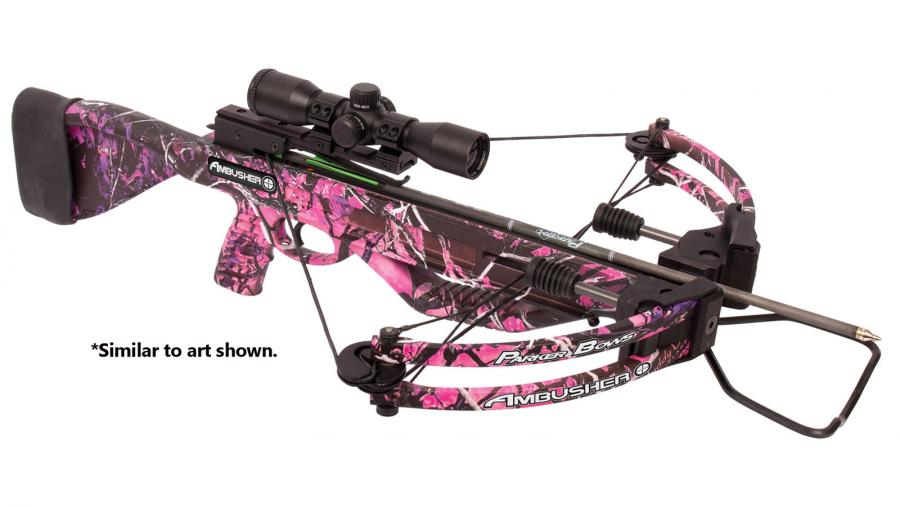Prk Pink Ambusher Multi-reticle