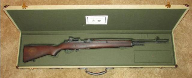 Used 100th Anniversary Camp Perry M1A
