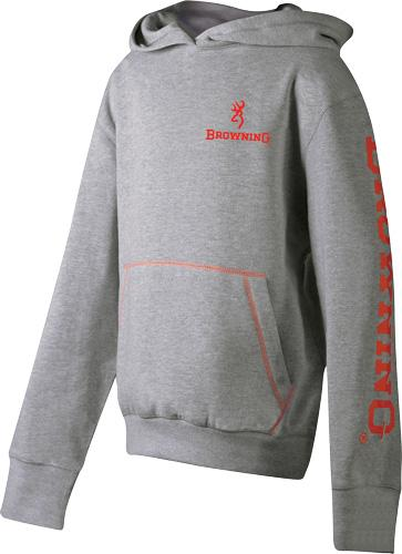Bg Youths Hoodie Heather Gray