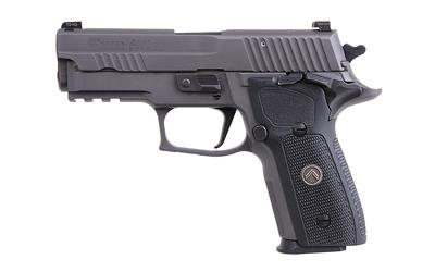 "Si10p229 Legion 9mm 3.9"" Gry 15rd"
