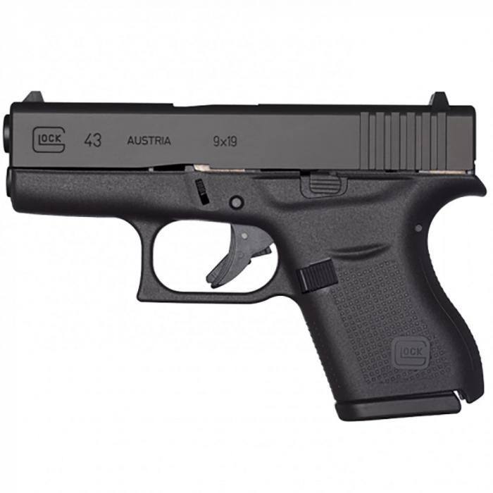 Glock LE 43 9mm PST 6RD