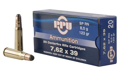 Ppu 7.62mm 123gr Sp