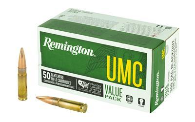 Rem Umc 300blk 120gr 50/400