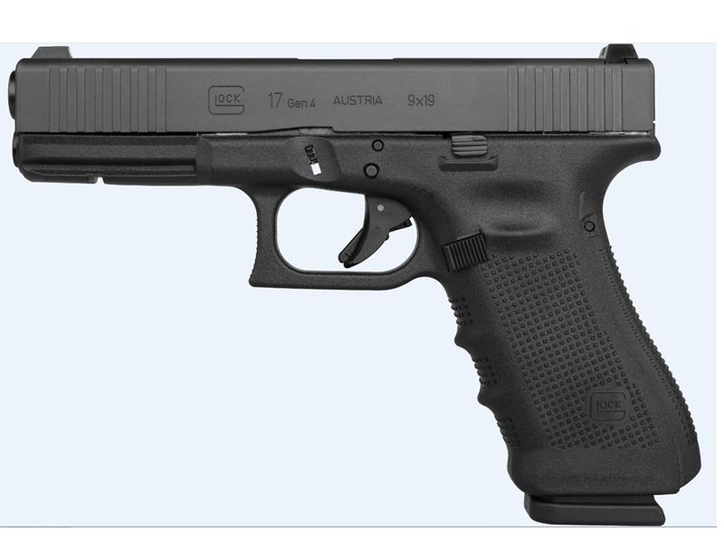 Glock Pg1750731fs 17 G4 9M FRT