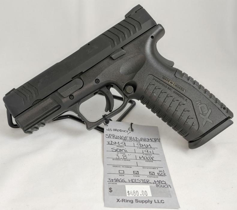 Springfield Armory Xmd-9 (a-4171)