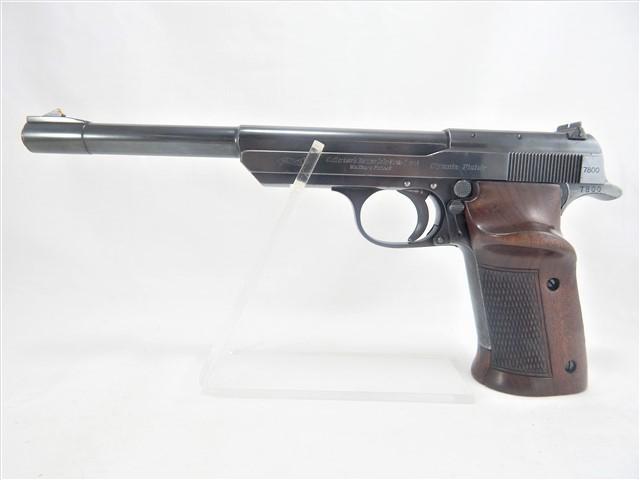 "Walther Olympia-pistole 22lr 7.5"" 1 Magazine"