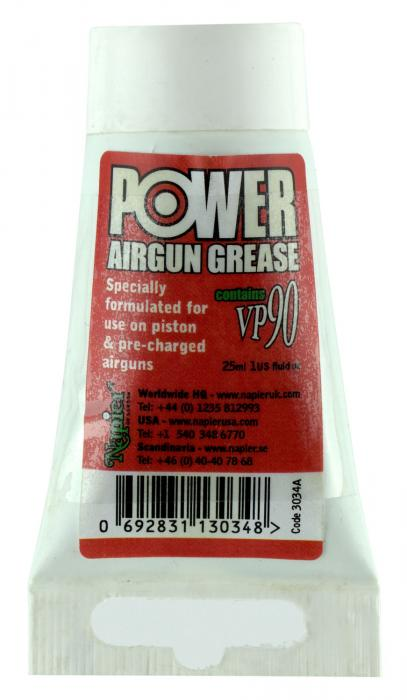Napier 3034a Airgun Grease .08 oz