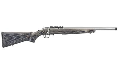 "Ruger American 17hmr 18"" SS 9rd"