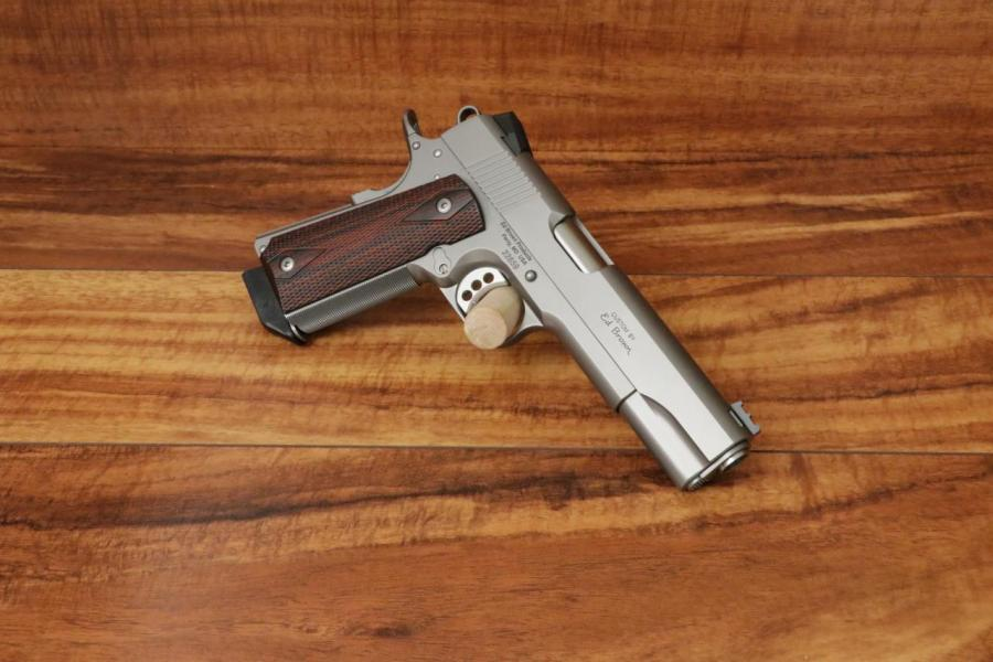Ed Brown Executive Elite Stainless .45